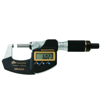 Panme đo ngoài điện tử Mitutoyo